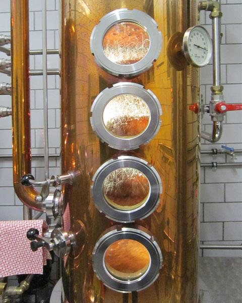 destillieren